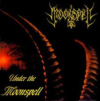Under the Moonspell  by MOONSPELL album cover