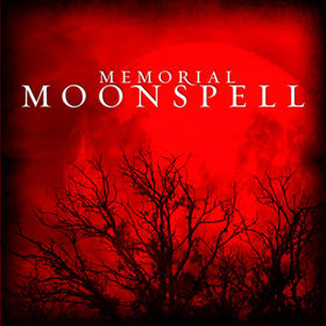 Moonspell - Memorial CD (album) cover