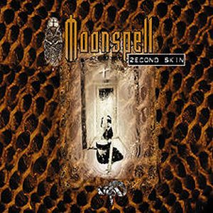 Moonspell 2econd Skin 2CD single album cover
