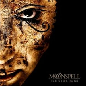 Moonspell - Lusitanian Metal CD (album) cover