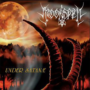 Moonspell - Under Satanae CD (album) cover