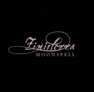 Moonspell Finisterra album cover