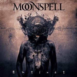 Moonspell Extinct album cover