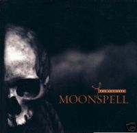 Moonspell - The Antidote CD (album) cover