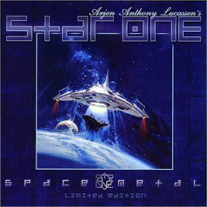 Star One - Space Metal (Special Edition) CD (album) cover