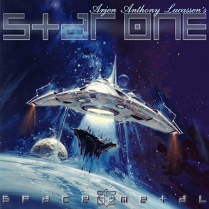 Star One Space Metal album cover