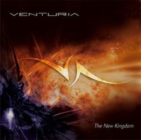 Venturia - The New Kingdom CD (album) cover