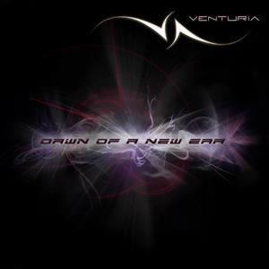 Venturia - Dawn Of A New Era CD (album) cover