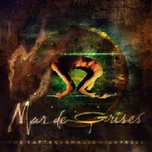 Mar De Grises - The Tatterdemalion Express CD (album) cover