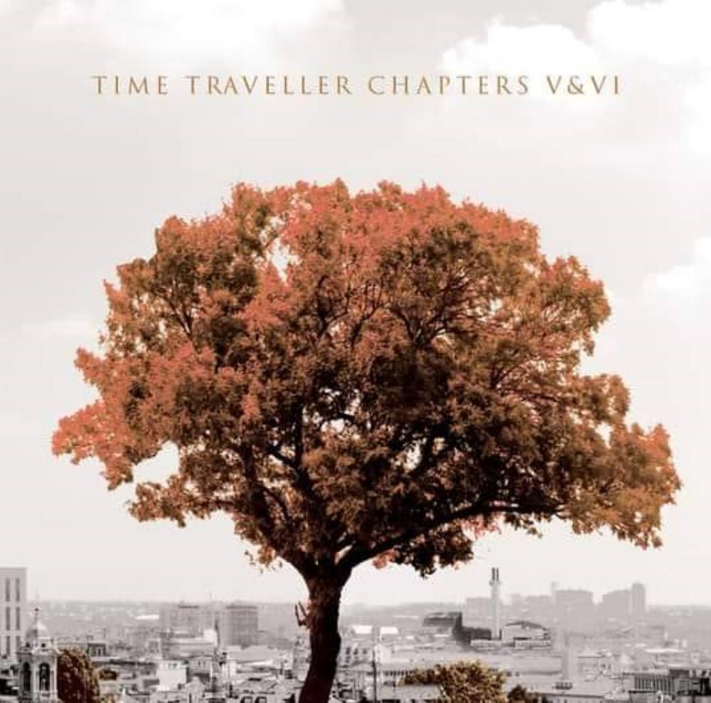 Chapters V & VI by TIME TRAVELLER album cover