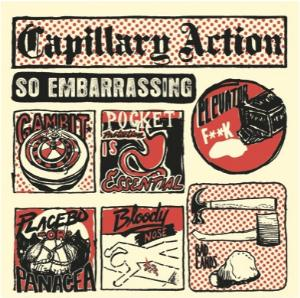 Capillary Action So Embarrassing album cover
