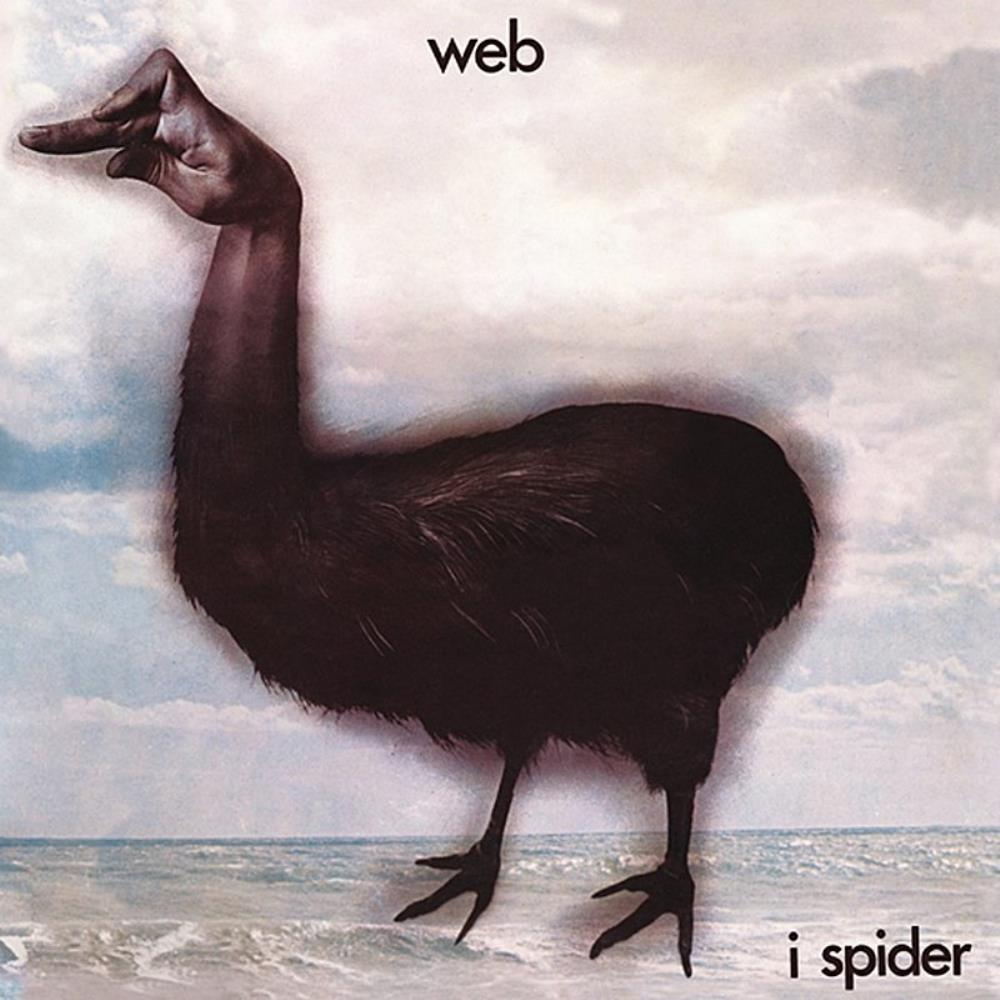 The Web - I Spider CD (album) cover