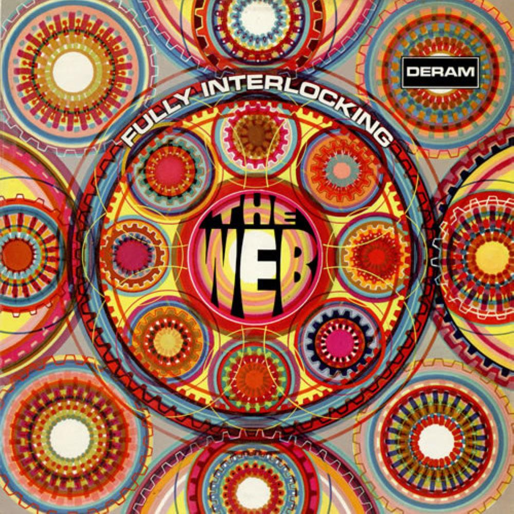 The Web - Fully Interlocking CD (album) cover