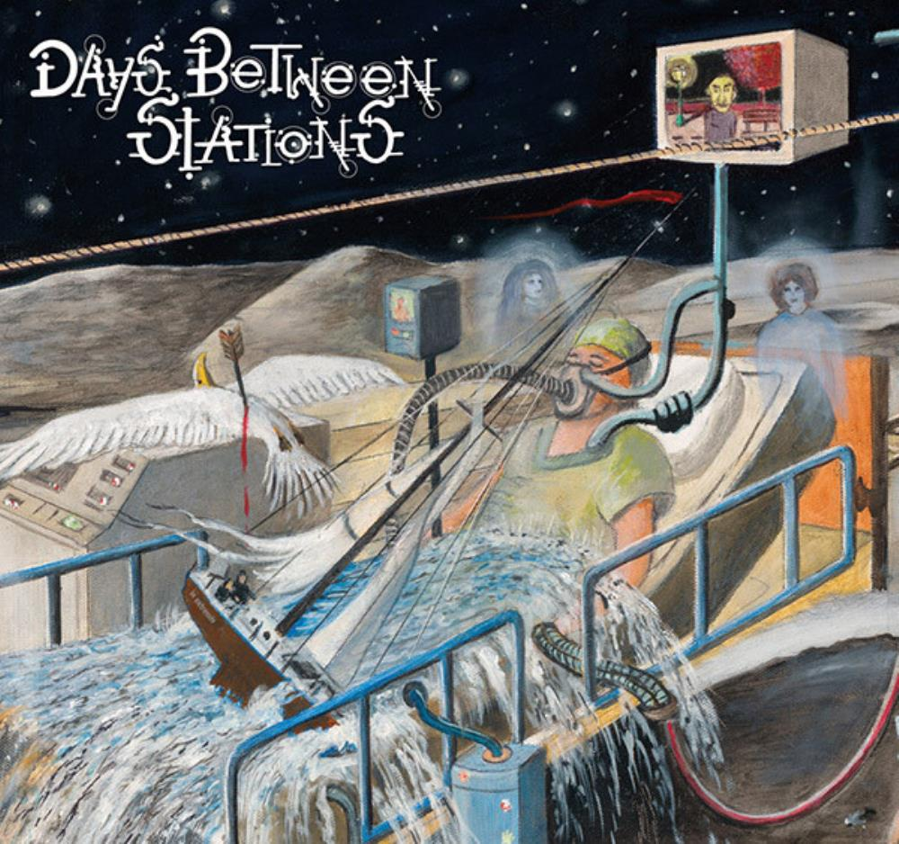 In Extremis by DAYS BETWEEN STATIONS album cover