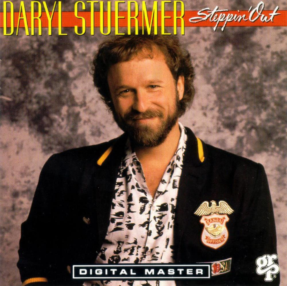 Steppin' Out by STUERMER, DARYL album cover