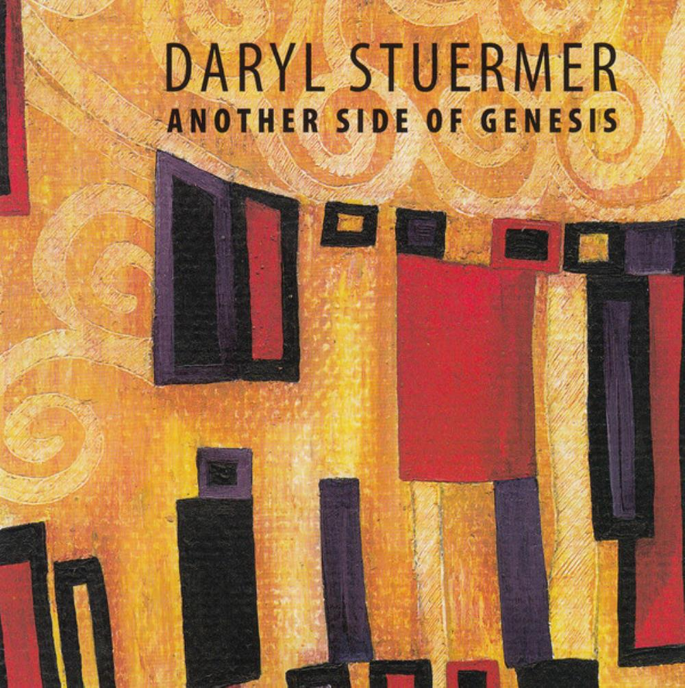 Daryl Stuermer - Another Side Of Genesis CD (album) cover