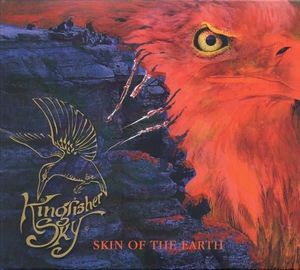 Kingfisher Sky Skin Of The Earth album cover