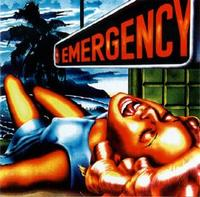 Emergency - No Compromise CD (album) cover