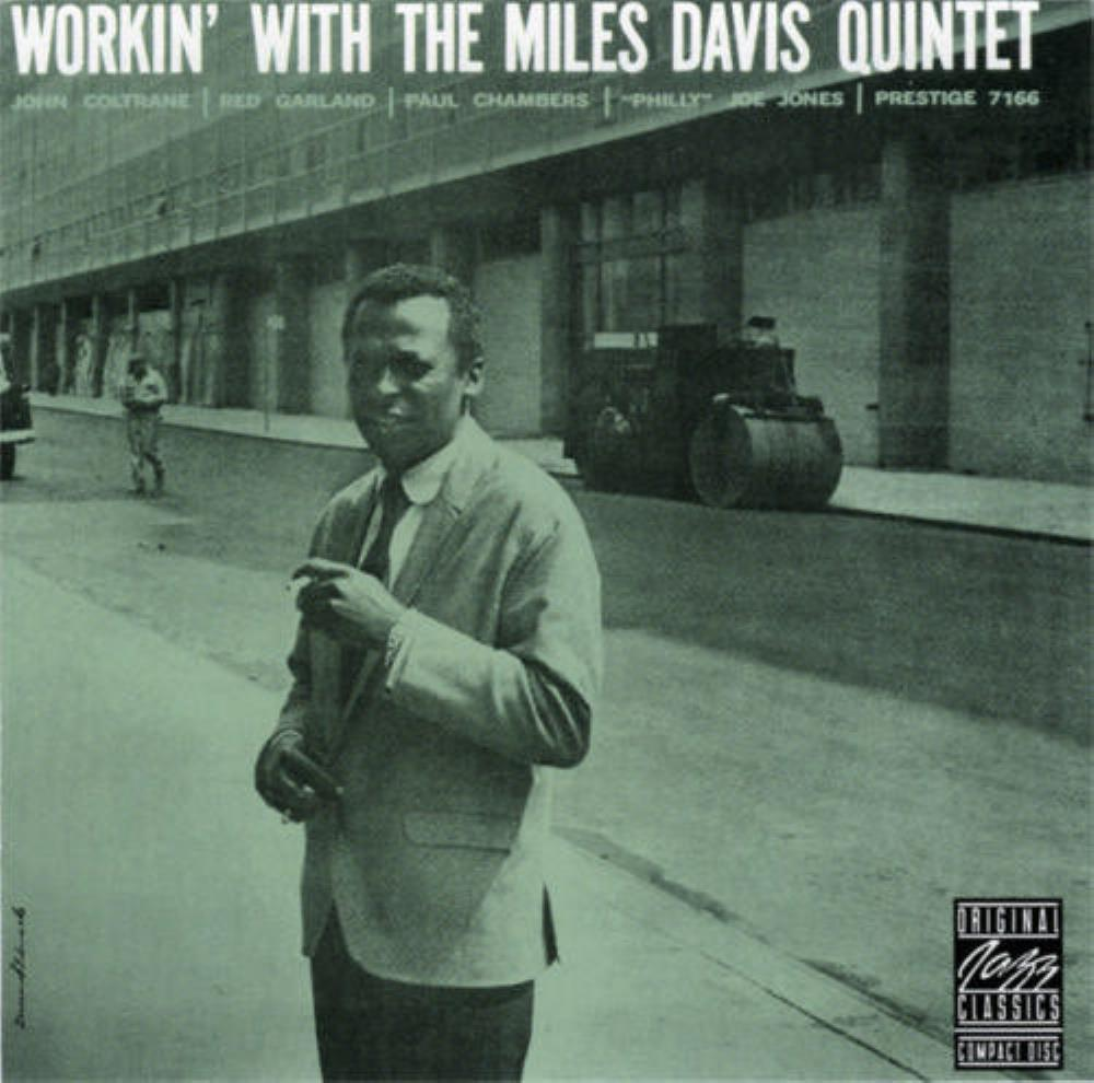 Miles Davis - The Miles Davis Quintet: Workin' CD (album) cover