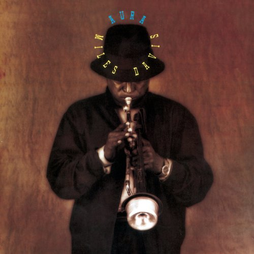 Miles Davis - Aura CD (album) cover
