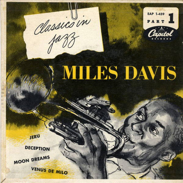 Miles Davis Classics In Jazz Part 1 album cover