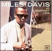 Miles Davis At Newport album cover