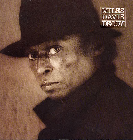 Miles Davis Decoy album cover