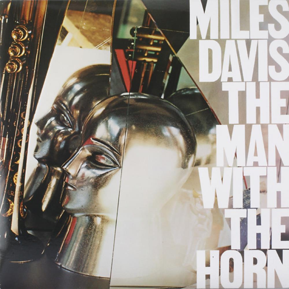 Miles Davis The Man With The Horn album cover