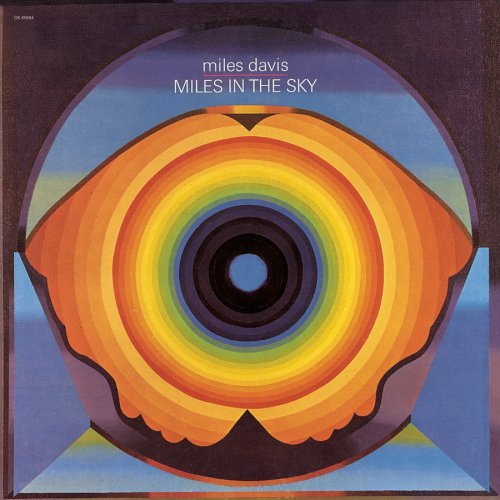 Miles Davis Quintet: Miles In The Sky by DAVIS, MILES album cover