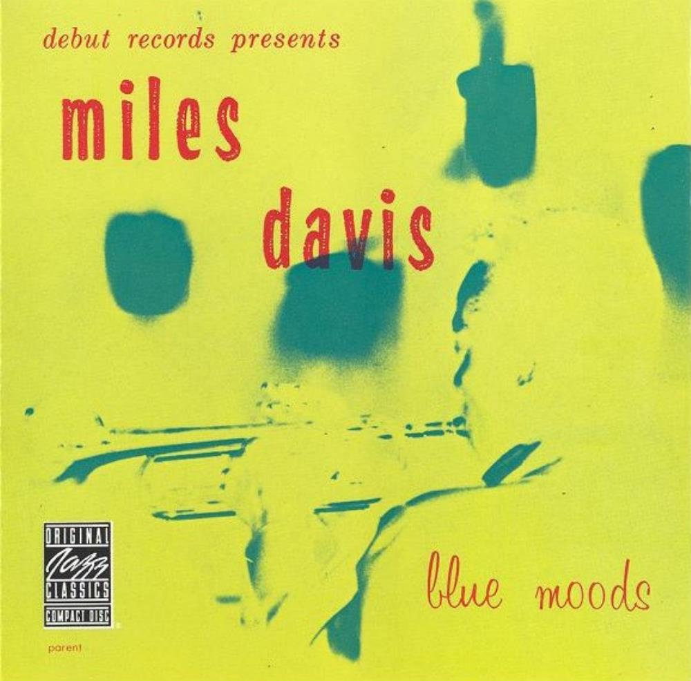Miles Davis Blue Moods album cover