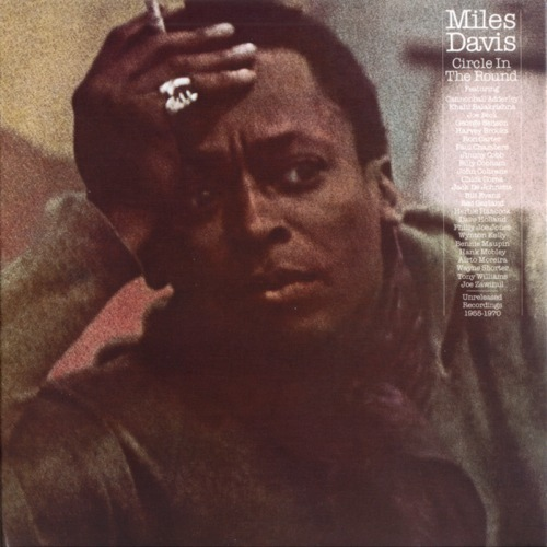 Miles Davis Circle In The Round album cover