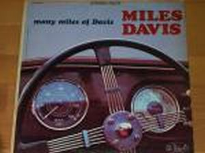 Miles Davis Many Miles of Davis album cover