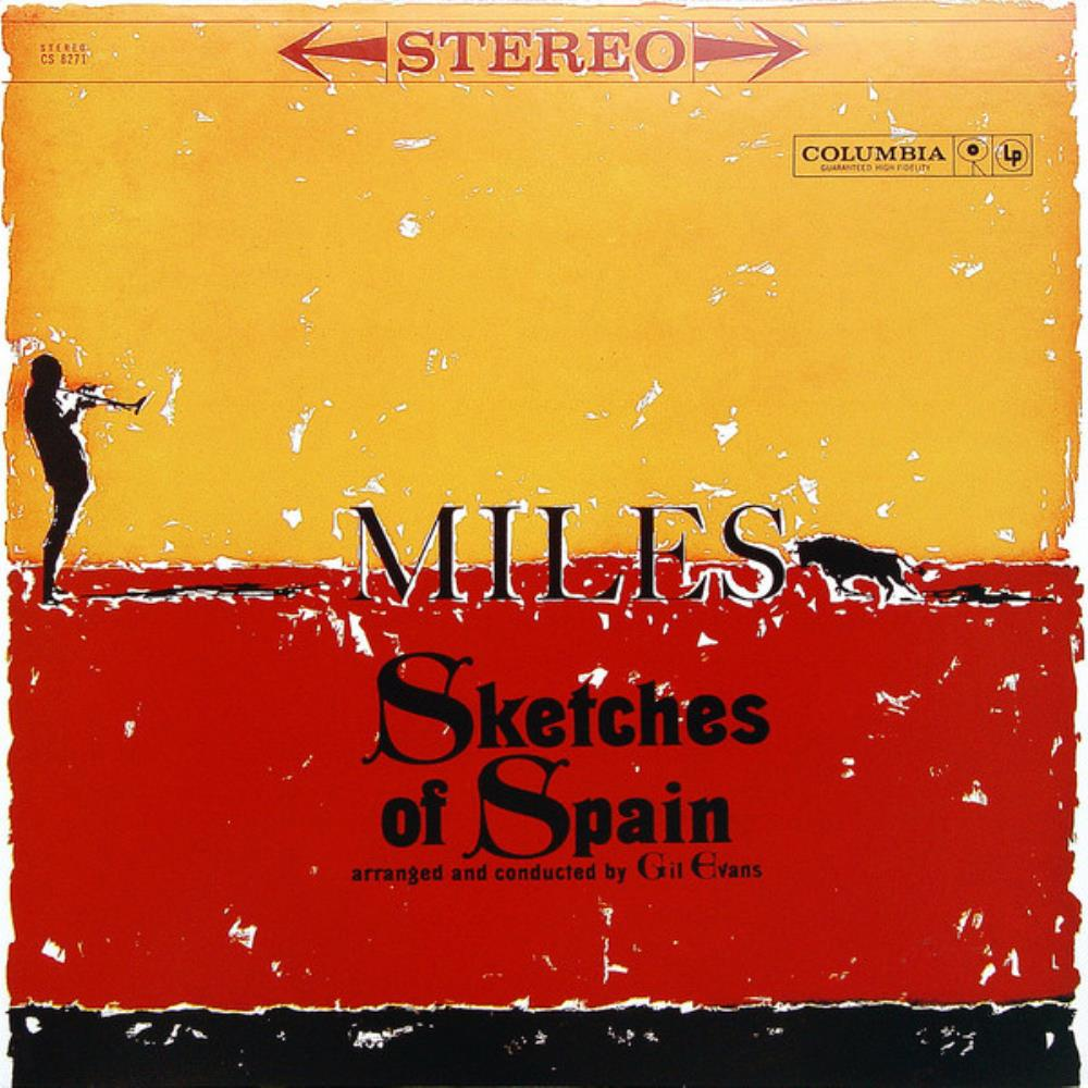 Sketches Of Spain by DAVIS, MILES album cover