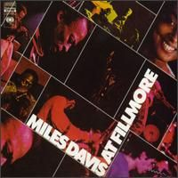 Miles Davis - Miles Davis at Fillmore: Live at the Fillmore East CD (album) cover