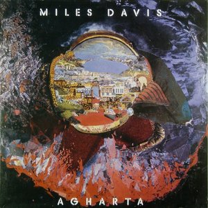 Agharta by DAVIS, MILES album cover