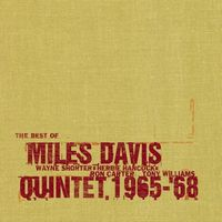 Miles Davis Best of the Miles Davis Quintet, 1965-'68 album cover