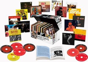 Miles Davis The Complete Columbia Album Collection album cover