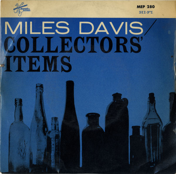 Miles Davis Collectors' Items album cover
