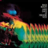 Miles Davis Black Beauty: Live at the Fillmore West album cover