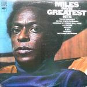 Miles Davis Greatest Hits album cover