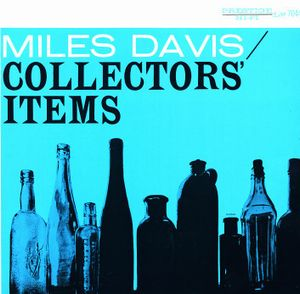 Miles Davis Collectors Items album cover