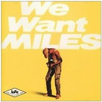 Miles Davis - We Want Miles CD (album) cover