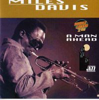 Miles Davis A Man Ahead album cover
