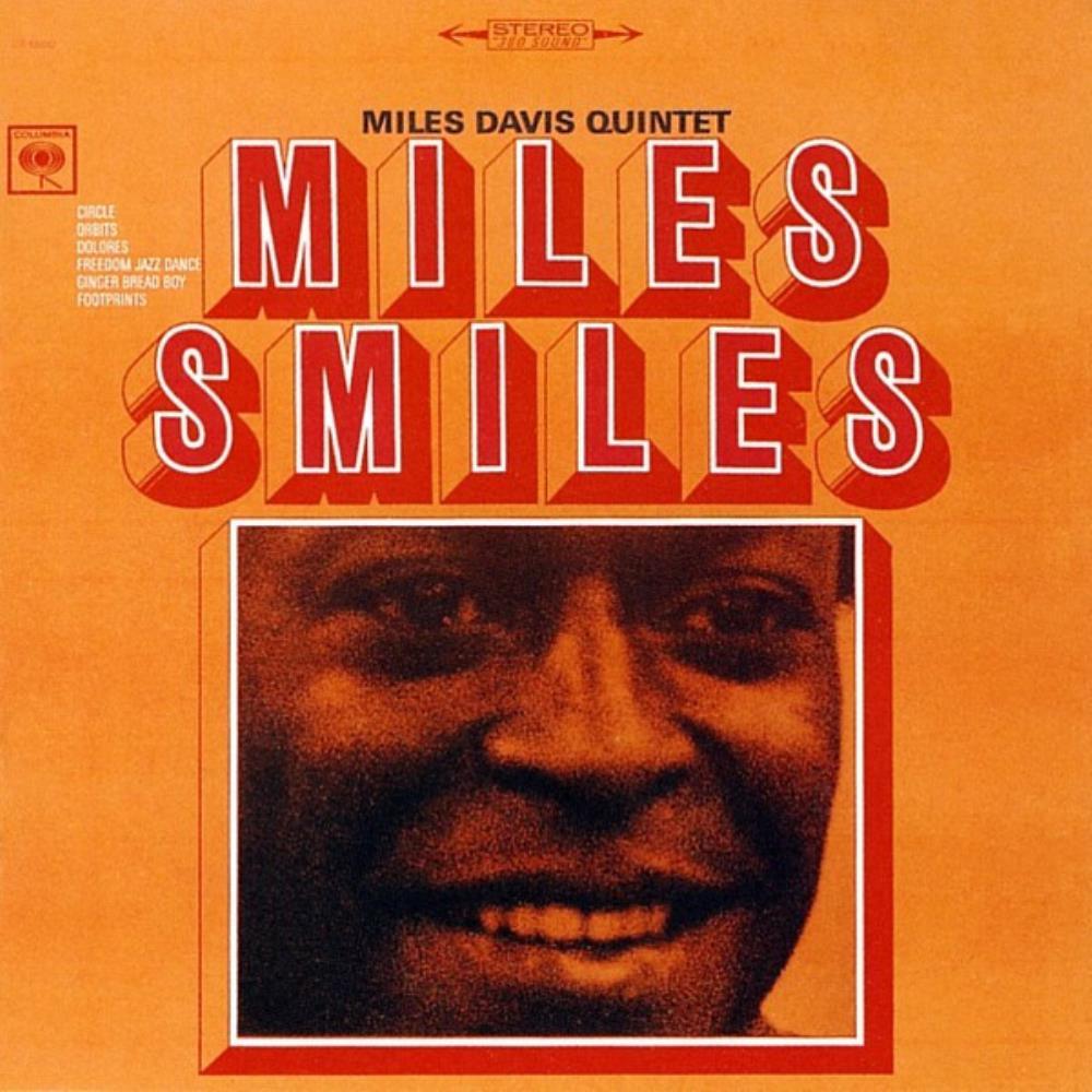 Miles Davis Quintet: Miles Smiles by DAVIS, MILES album cover