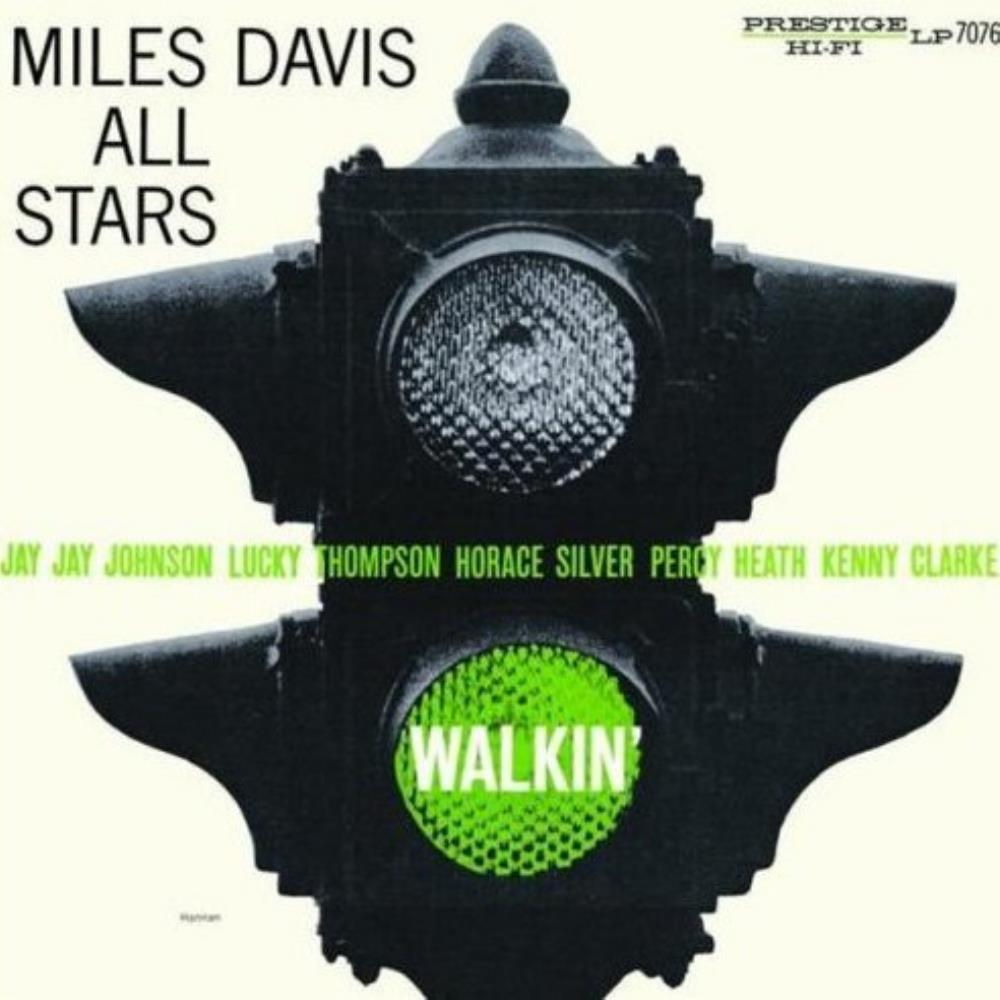 Miles Davis Miles Davis All Stars: Walkin' album cover
