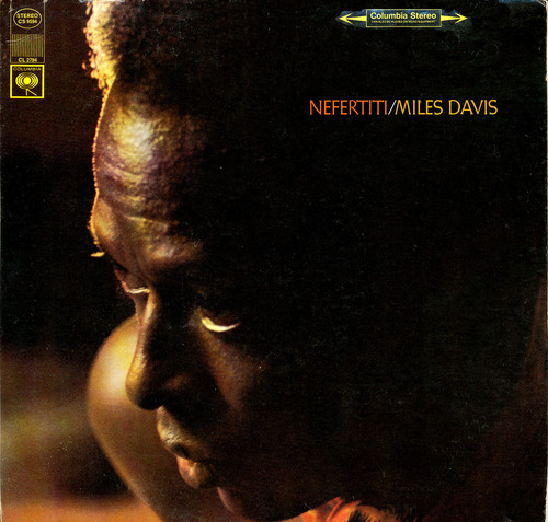 Miles Davis Nefertiti album cover