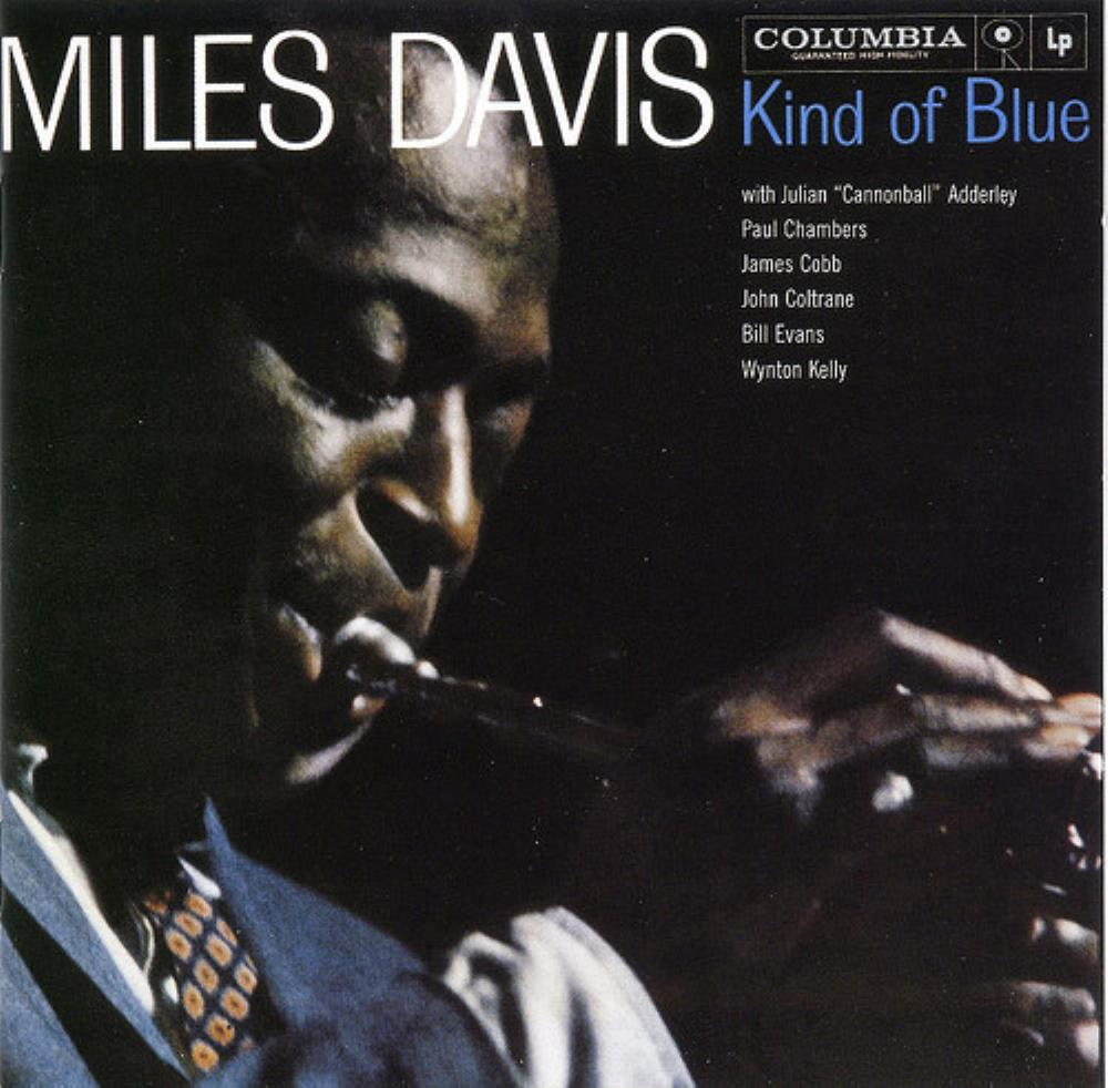 Kind Of Blue by DAVIS, MILES album cover