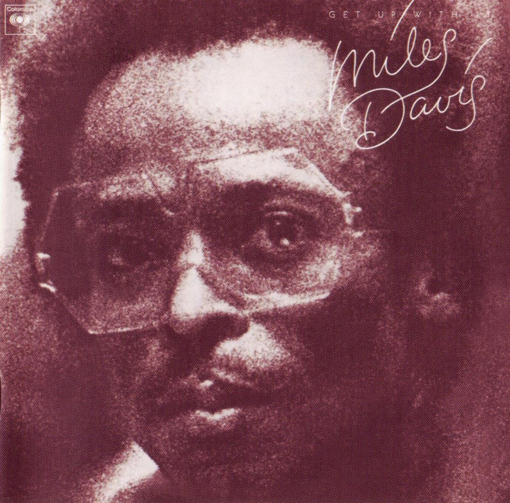Get Up With It by DAVIS, MILES album cover