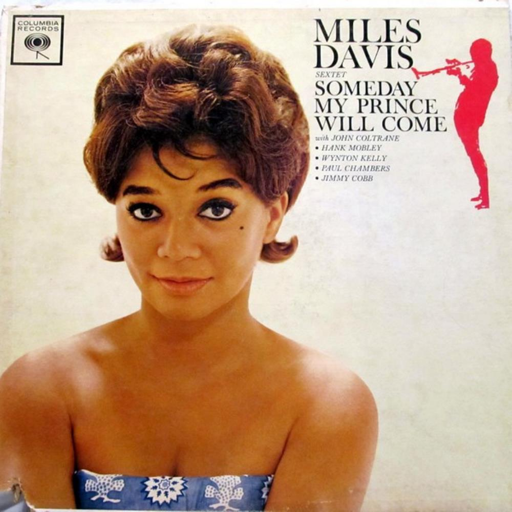 Miles Davis Miles Davis Sextet: Someday My Prince Will Come album cover