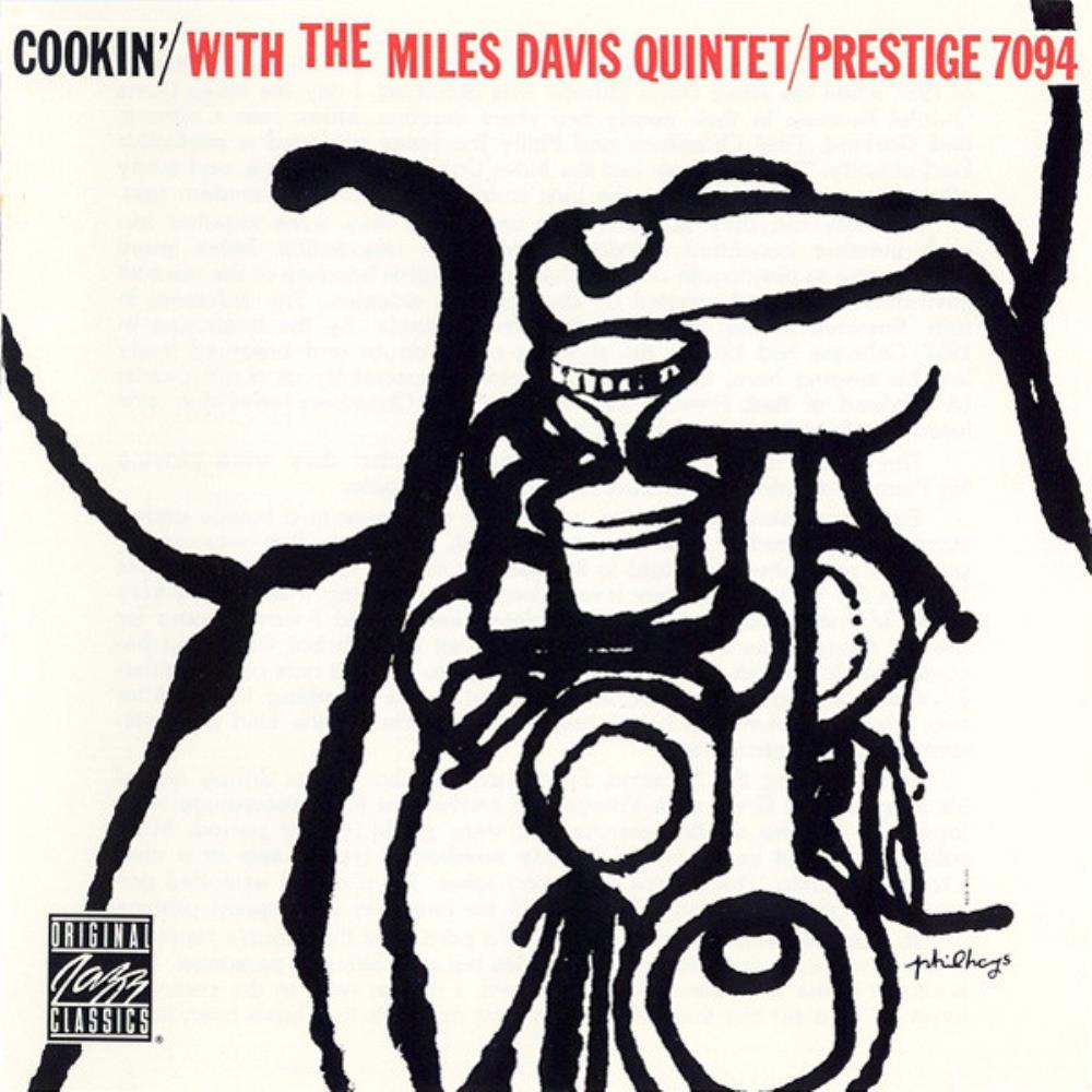 Miles Davis The Miles Davis Quintet: Cookin' album cover
